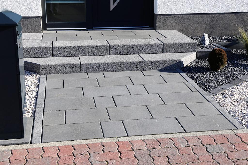 Gut bekannt galabau-kujawski-auffahrt-einfahrt-pflastern - Garten- und FB76